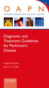 Cover for Diagnostic and Treatment Guidelines in Parkinson
