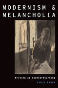 Cover for Modernism and Melancholia