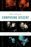 Cover for Composing Dissent