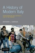 Cover for A History of Modern Italy