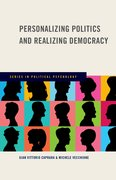 Cover for Personalizing Politics and Realizing Democracy - 9780199982868