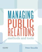 Cover for Managing Public Relations