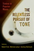 Cover for The Relentless Pursuit of Tone