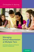 Cover for Managing School Absenteeism at Multiple Tiers