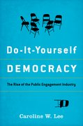 Cover for Do-It-Yourself Democracy