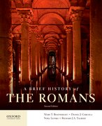 Cover for A Brief History of the Romans