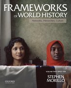 Cover for Frameworks of World History