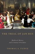Cover for The Trial of Jan Hus