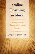 Cover for Online Learning in Music