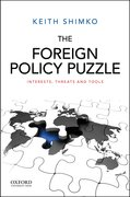 Cover for The Foreign Policy Puzzle