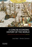 Cover for A Concise Economic History of the World