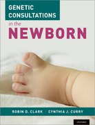Cover for Genetic Consultations in the Newborn