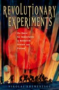 Cover for Revolutionary Experiments