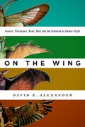 Cover for On the Wing