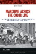 Cover for Marching Across the Color Line