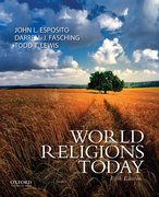Cover for World Religions Today