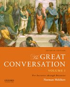 Cover for The Great Conversation: Volume I