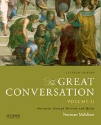 Cover for The Great Conversation: Volume II