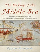 Cover for The Making of the Middle Sea