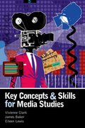 Cover for Key Concepts & Skills for Media Studies