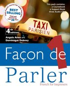 Cover for Facon De Parler 1 CD Complete Pack 4TH EDITION