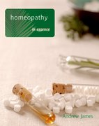Cover for Homeopathy in Essence