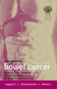 Cover for Your Guide to Bowel Cancer
