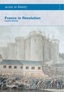 Cover for Access to History France in Revolution