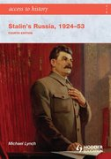 Cover for Access to History Stalin