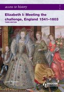 Cover for Elizabeth I