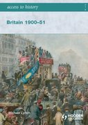 Cover for Access to History Britain 1900-51