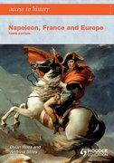 Cover for Access to History: Napoleon, France and Europe