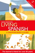 Cover for Living Spanish