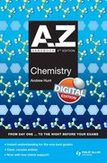 Cover for A-Z Chemistry Handbook