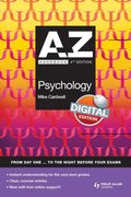 Cover for A-Z Psychology Handbook