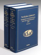 The Global Community Yearbook of International Law and Jurisprudence 2001 to present