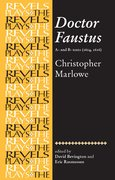 Cover for Doctor Faustus