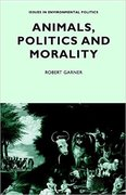 Cover for Animals, Politics and Morality