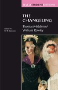 Cover for The Changeling