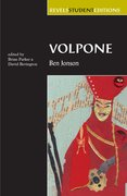 Cover for Volpone