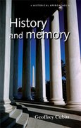Cover for History and memory
