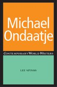 Cover for Michael Ondaatje