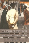 Cover for The battle of Britishness