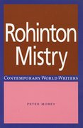 Cover for Rohinton Mistry