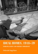 Cover for Ideal homes, 1918-39