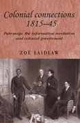 Cover for Colonial Connections, 1815-45