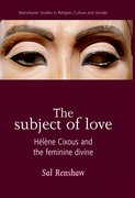 Cover for The Subject of Love