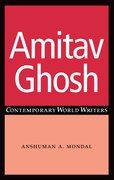 Cover for Amitav Ghosh