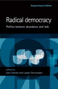 Cover for Radical democracy