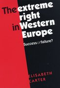 Cover for The Extreme Right in Western Europe